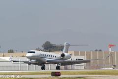 N451CS G650 (KSBD Photo) Tags: airport bur burbank bobhope gulfstream kbur g650 n451cs glf6