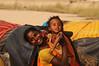 Mama's boy (Rajib Singha) Tags: street travel portrait people india river searchthebest explore westbengal interetingness birbhum nomadtribe kenduli flickriver nikond300