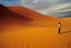Libya - Idehan Murzuq (dario lorenzetti) Tags: sahara desert libya deserto murzuq idehan