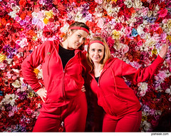Movable Feast V-Day 2015 photo booth (joshsisk) Tags: photobooth backdrop valentinesday ottobar baltmore 2015 movablefeast joshsisk best2015