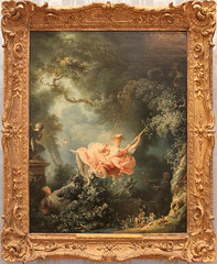 The Swing: by Jean-Honor Fragonard, 1767 (Monopthalmos) Tags: wallacecollection fragonard theswing jeanhonorfragonard hertfordhouse lescarpolette