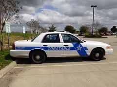 Fort Bend Co Constable Pct 1_P1080496 (pluto665) Tags: car police squad cruiser copcar p71 fcv policeinterceptor cvpi