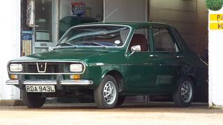 1972 Renault 12 TS