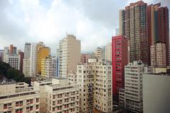 Hong Kong Buildings (abandoned24) Tags: travel building sony hong kong    rx100m3