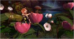 Let Me Be Your Ladybug (Duchess Flux) Tags: olive free sl fairy secondlife enchantment hunt whimsical fae deviousmind glamaffair kustom9 roquai