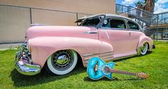 (DGNacho.com) Tags: california pink blue music green art cali wow guitar arts socal musica custom bomb bombs lowrider cultura bajosexto chicacano