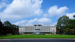 Independence Palace (577Photo) Tags: architecture whitehouse vietnam saigon modernarchitecture dinhdoclap independencepalace giaiphongmiennam