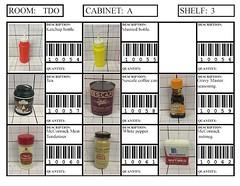 A3 c (QCProps) Tags: cabineta shelf3 ketchup bottle mustard milk 10054 10055 10056 condiments 10057 10058 10059 10060 10061 10062 tea seasoning mccormick nutmeg fakefood