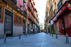 Walking in Madrid. (Varvara P.) Tags: madrid travel espaa beauty spain explore es plazasantaana