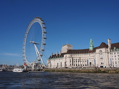 Thames River Boats 2016 (hunbille) Tags: county london eye westminster thames river boats hall londoneye countyhall thamesriverboats richmondwestminsterpier richmondtowestminsterpier