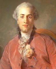 Portrait of Olivier Journu, pastel on paper, 1756 // by Jean-Baptiste Perronneau (mike catalonian) Tags: portrait france painting pastel halflength 1756 xviiicentury 1750s jeanbaptisteperroneau