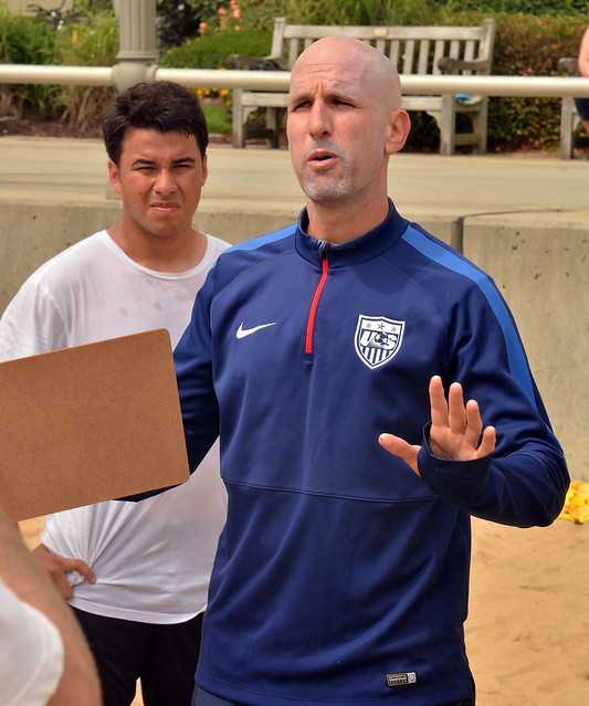 U.S. National Beach Soccer Team Identification Camp