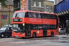 CT Plus Alexander Dennis Enviro400H City (2501 - SN16 OHP) 26 (London Bus Breh) Tags: hctgroup ctplus alexander dennis alexanderdennis alexanderdennislimited adl alexanderdennisenviro400hcity enviro400hcity e400hcity hybrid hybridbus hybridtechnology 2501 sn16ohp 16reg london buses londonbuses bus londonbusesroute26 route26 waterloo waterloostation waterlooroad tfl transportforlondon