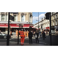 Men Waiting Traffic Lights Man Standing At The Traffic Lights Construction Worker Orange Orange Is The New Black Urban Encounters Standing There Line-up People Photography Urban Scene Lerone-frames Walking Among Us Relaxing (lerone) Tags: orange trafficlights relaxing standingthere lineup constructionworker urbanscene peoplephotography orangeisthenewblack menwaiting walkingamongus urbanencounters leroneframes manstandingatthetrafficlights