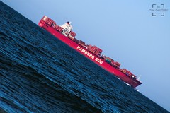 From Virginia to Hamburg. Container ship! #nkophotography #photography #photooftheday #photographyislife #VA #Virginia #Hamburg #Germany #USA #sea #cargo #ship #red #blue #swimming #seaswimming #waves #sendingbigwaves #copyright  (nkophotography) Tags: nkophotography photography photooftheday photographyislife va virginia hamburg germany usa sea cargo ship red blue swimming seaswimming waves sendingbigwaves copyright