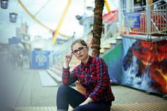 Summer Feelings. (Philipp Sarmiento   Photography) Tags: street girl canon landscape bavaria nice outdoor portait shooting regensburg brand philipp sarmiento dult