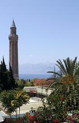 Antalya 2011-06-20 (Michael Erhardsson) Tags: minaret antalya stad resa 2011 turkiet mosk