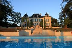 IMG_0289e (tomh260) Tags: de la fauconnie campsegret france house pool dordogne villa domaine