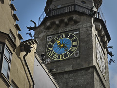 020 clock (jasminepeters019) Tags: clock europe time clocktower timepiece europetrip ticktock 100shoot