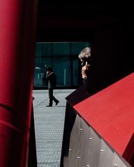 Schouwburgplein, Rotterdam. 2016 (Caio Vita) Tags: street light netherlands photography rotterdam shadows streetphotography fujifilm xt10 fujifilmx