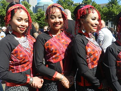from Thailand (JosDay) Tags: festival thailand traditional customs thehague denhaag
