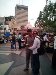 New Delhi 8 (Kalki Avatar Foundation) Tags: india station temple delhi indian kerala hanuman hindu hinduism cochin kochi newdelhi connaught connaughtplace hanumantemple kalkiavatar goharshahi kalkiavatarfoundation ragoharshahi