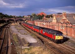 47727 MASBOROUGH (Andy Wills.) Tags: edinburgh mail low plymouth award duke fell rotherham masborough 47727 1v64