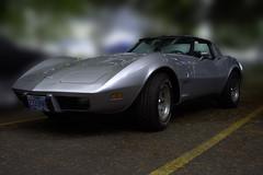 The Silver Corvette (swong95765) Tags: beauty car silver performance corvette luxury vette sportscar