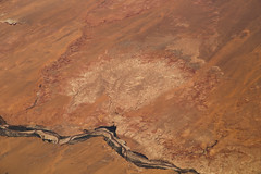 2016_06_02_lax-ewr_441z (dsearls) Tags: river utah flying desert aviation united country canyon aerial erosion rivers geology ual canyons arid aerialphotography jurassic stratigraphy unitedairlines windowseat windowshot weathering 20160602