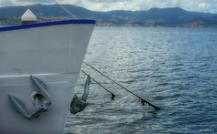 ncoras * (Franco DAlbao) Tags: sea port puerto lumix mar barco ship galicia bow vigo moorings anchors anclas proa amarras radevigo dalbao francodalbao