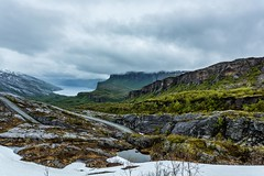 Melfjordboten Nordland (Einar Schioth) Tags: sea summer sky cliff cloud nature water norway clouds canon landscape coast norge photo day outdoor ngc picture canyon e nationalgeographic einarschioth melfjordboten