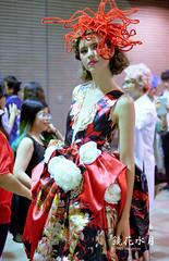 Vietnamese Fashion (Kyoka Suigetsu ()) Tags: red people beautiful beauty fashion 35mm model asia university vietnamese gente pacific fashionphotography modelo vietnam fujifilm fujinon belleza apu ritsumeikan xt10 fujifilmphotography fujistas