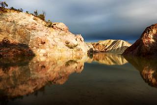 Kapunda Mines Reflection.