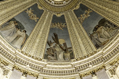Follow Me (Lawrence OP) Tags: church cross stpauls malta dome beatitudes fresco rabat