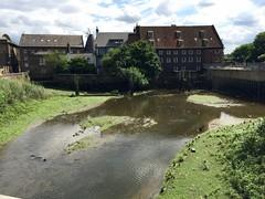 Three Mills Backwater (aegidian) Tags: mill river bow tidal backwater threemills oldriverlea threemillsriver