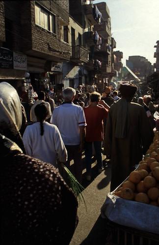 """Ägypten 1999 (208) Im Suq von Luxor • <a style=""""font-size:0.8em;"""" href=""""http://www.flickr.com/photos/69570948@N04/27851722170/"""" target=""""_blank"""">View on Flickr</a>"""