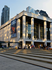 Formerly Known As... (Eddie C3) Tags: newyorkcity architecture manhattan steps upperwestside lincolncenterplaza cityscenes lincolncenterfortheperformingarts davidhkochtheater