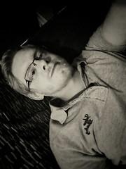 (Jasrmcf) Tags: portrait male hair beard glasses blond selfie