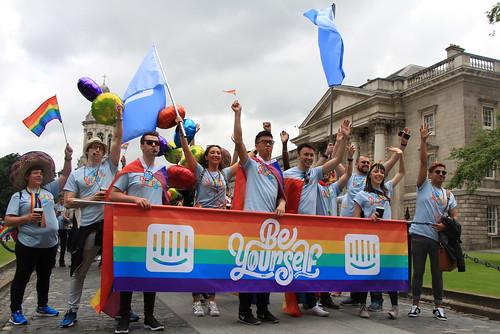 Dublin Gay Pride 2016