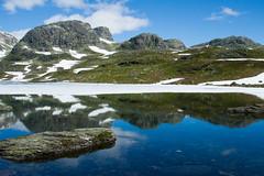 IMG_1925 Trolltjnn.Haukelifjell. (JarleB) Tags: haukelifjell haukeli rldal odda fjell tur hyfjellet hardangervidda dyrskar trolltjrn