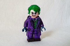 The Dark Knight-Joker Custom/MOD (I P R I M E I) Tags: mod lego joker custom moc heathledger thedarkknight