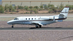 NetJets Cessna 560XL Citation Excel N663QS (ChrisK48) Tags: 2002 aircraft airplane cessna560xl citationexcel dvt kdvt n663qs netjets phoenixaz phoenixdeervalleyairport