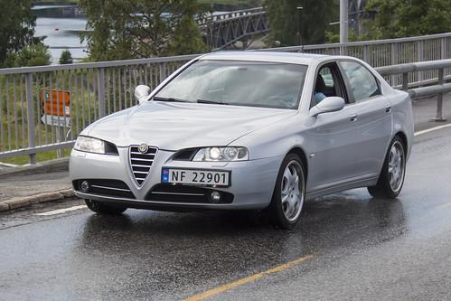 2004 Alfa Romeo 166 A Photo On Flickriver
