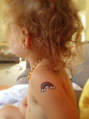 Tattoo Regret (Joyful Abode) Tags: annelieseanecdotes