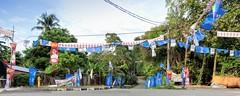Flag Madness (ShambLady, pls read profile page...) Tags: blue azul bandeira election blauw flag political politics may flags bleu madness malaysia bandera penang blau banderas flagge batu pulau polls politic maleisie drapeau verkiezingen flaggen politiek bandiera pinang vlag drapeaux bayrak vlaggen  bendera    ferringhi 2013 gekte