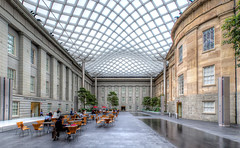 Smithsonian American Art Museum (szeke) Tags: city urban usa museum architecture washingtondc us unitedstates museo saam 2013 smithsonianamericanartmuseum canon7d sigma10fisheye