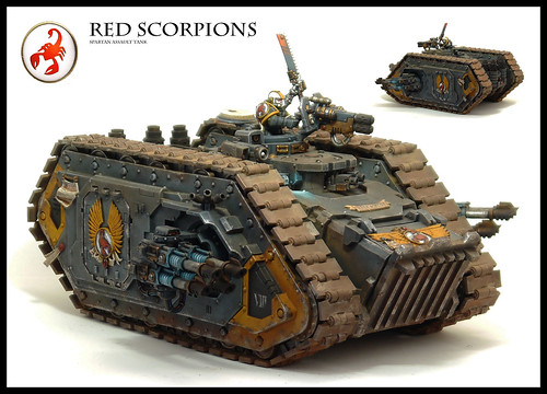 40k warhammer spartan gamesworkshop redscorpion spacemarine forgeworld redscorpions spartanassaulttank