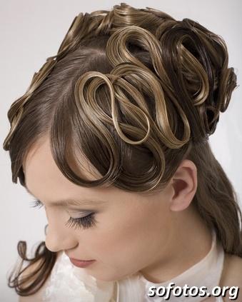 Penteados para noiva 097