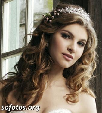 Penteados para noiva 045