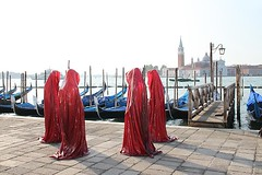 The public art biennial in Venice by Manfred Kielnhofer and Christoph Luckeneder contemporary art design sculpture architecture (Art Beyond Limits) Tags: lighting light sculpture art public modern painting design gallery contemporary arts culture virtual installation visual ars biennale biennial lichtkunst artandarchitecture artcollectors callforentries artandconstruction